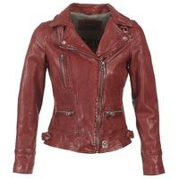 Îmbracaminte Femei Jachete din piele și material sintetic Oakwood VIDEO Roșu