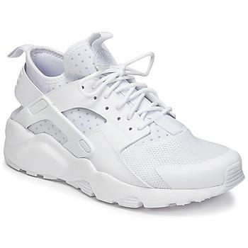 Încăltăminte Bărbați Pantofi sport Casual Nike AIR HUARACHE RUN ULTRA Alb