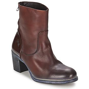 Pantofi Femei Botine BKR LOLA Maro