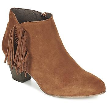 Pantofi Femei Botine Betty London FIANIDE  alunĂ