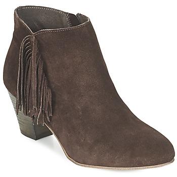 Pantofi Femei Botine Betty London FIANIDE Maro
