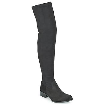 Încăltăminte Femei Cizme lungi peste genunchi Betty London FOUGUILLE Negru