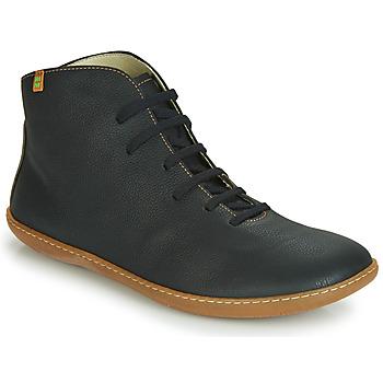 Pantofi Ghete El Naturalista EL VIAJERO Negru
