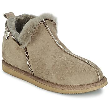 Pantofi Femei Papuci de casă Shepherd ANNIE Gri