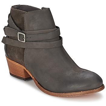Pantofi Femei Botine Hudson HORRIGAN Gri