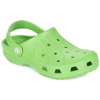 Pantofi Saboti Crocs Ralen Clog Lime