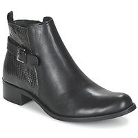 Pantofi Femei Ghete Betty London FEWIS Negru