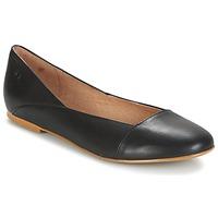 Pantofi Femei Balerin și Balerini cu curea Casual Attitude TOBALO Negru