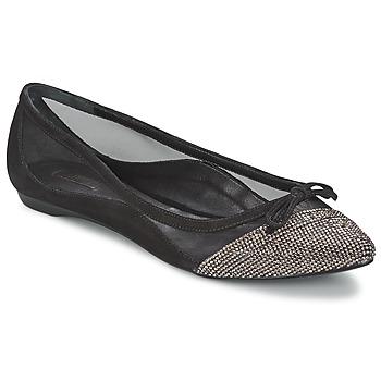 Pantofi Femei Balerin și Balerini cu curea Schutz KANI Negru