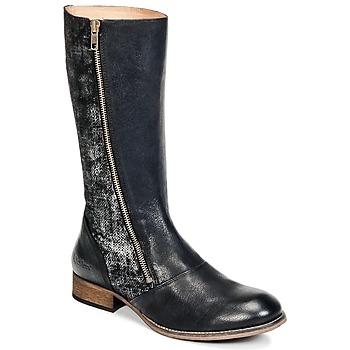 Pantofi Femei Cizme casual Kickers PENNYHO Negru / Brillant