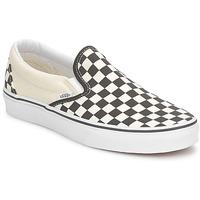 Pantofi Pantofi Slip on Vans CLASSIC SLIP ON Negru / Alb