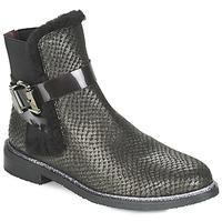 Pantofi Femei Ghete Fericelli FADEN Negru
