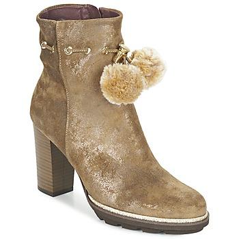 Pantofi Femei Botine Fericelli FAHRA Bej