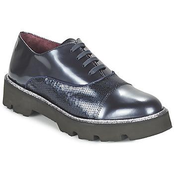 Încăltăminte Femei Pantofi Oxford Fericelli FANCHON Bleumarin