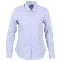 Îmbracaminte Femei Cămăși și Bluze Casual Attitude FANFAN Alb / Albastru