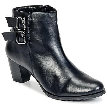 Pantofi Femei Botine Balsamik GOMALO Negru