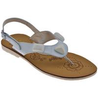 Pantofi Fete Sandale  Inblu  Alb