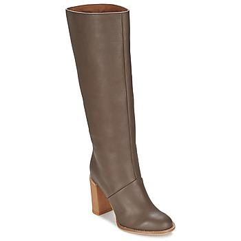 Pantofi Femei Cizme casual See by Chloé SB23005 Gri