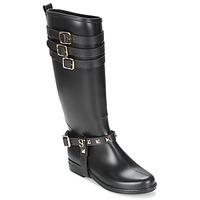 Pantofi Femei Cizme casual SuperTrash SAMMY Negru