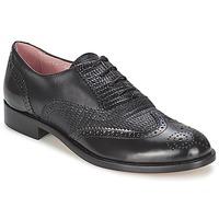 Încăltăminte Femei Pantofi Oxford Elia B SPECTATOR Black