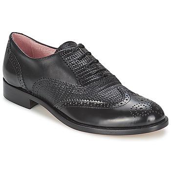 Pantofi Femei Pantofi Oxford Elia B SPECTATOR Black
