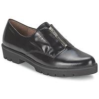 Pantofi Femei Pantofi Derby Wonders CAMMA Negru