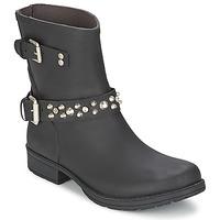 Pantofi Femei Ghete Colors of California JAMBO Negru