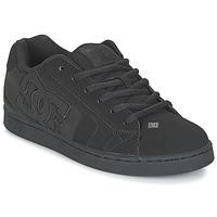 Încăltăminte Bărbați Pantofi de skate DC Shoes NET Negru