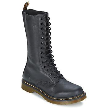 Pantofi Femei Cizme casual Dr Martens 1B99 Negru