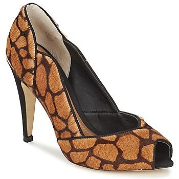 Încăltăminte Femei Pantofi cu toc Dumond GUATIL Leopard