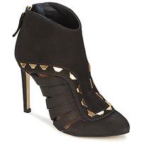 Pantofi Femei Botine Dumond ELOUNE Negru