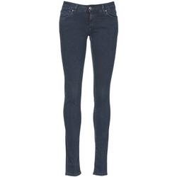 Îmbracaminte Femei Jeans slim School Rag NEW LINDSEY Albastru / Brut