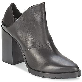Pantofi Femei Botine Strategia TAKLO Negru