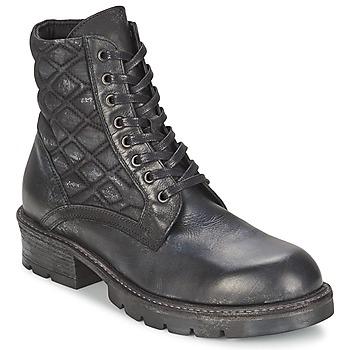 Pantofi Femei Ghete Strategia BOMBER Negru