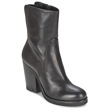 Pantofi Femei Botine Strategia GUANTO Negru