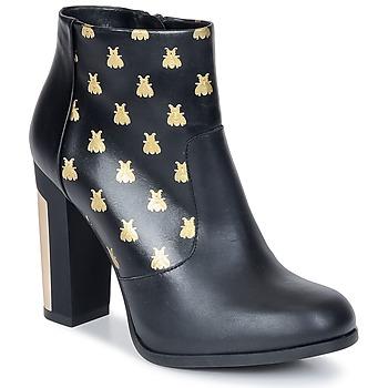 Pantofi Femei Botine Miista ALAYNA Negru