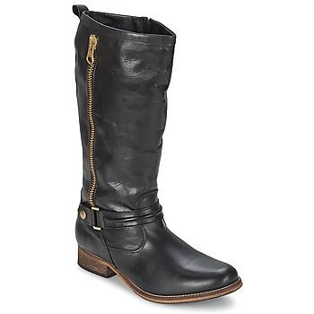 Încăltăminte Femei Cizme casual Nome Footwear SASSIF CASU Negru