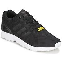 Încăltăminte Pantofi sport Casual adidas Originals ZX FLUX Negru / Alb
