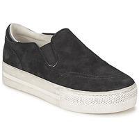 Pantofi Femei Pantofi Slip on Ash JUNGLE Negru
