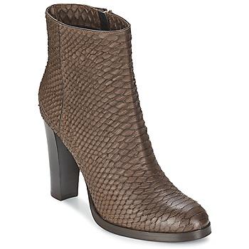 Pantofi Femei Botine Alberto Gozzi MADRID T MORO Maro