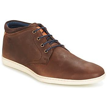 Pantofi Bărbați Ghete Casual Attitude CALER Maro