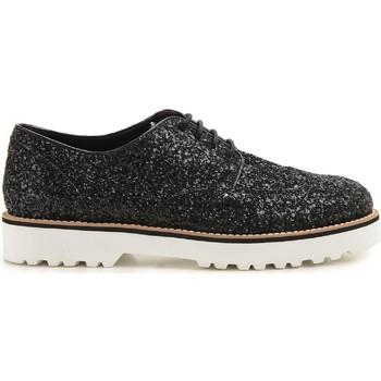 Pantofi Femei Pantofi Derby Hogan HXW2590S112L04B999 nero