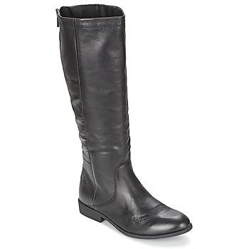 Pantofi Femei Cizme casual Bullboxer TULIPIANO Negru