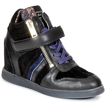 Pantofi Femei Pantofi sport stil gheata Serafini LEXINGTON Negru