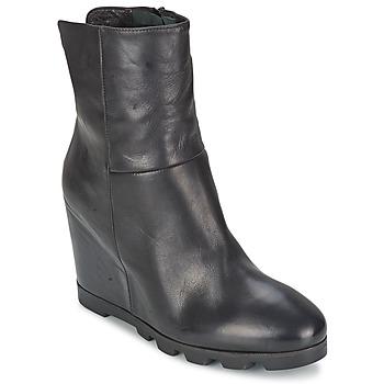 Pantofi Femei Botine OXS IGLOO Negru