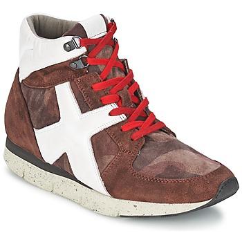 Încăltăminte Femei Pantofi sport stil gheata OXS JAZZ Roșu-bordeaux