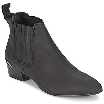 Pantofi Femei Ghete KG by Kurt Geiger SLADE Negru