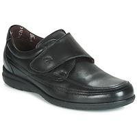 Pantofi Bărbați Pantofi Derby Fluchos LUCA Negru