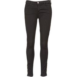 Îmbracaminte Femei Jeans slim Acquaverde ALFIE Negru
