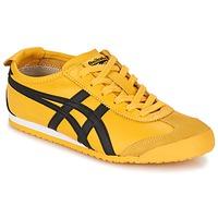 Încăltăminte Pantofi sport Casual Onitsuka Tiger MEXICO 66 Galben / Negru